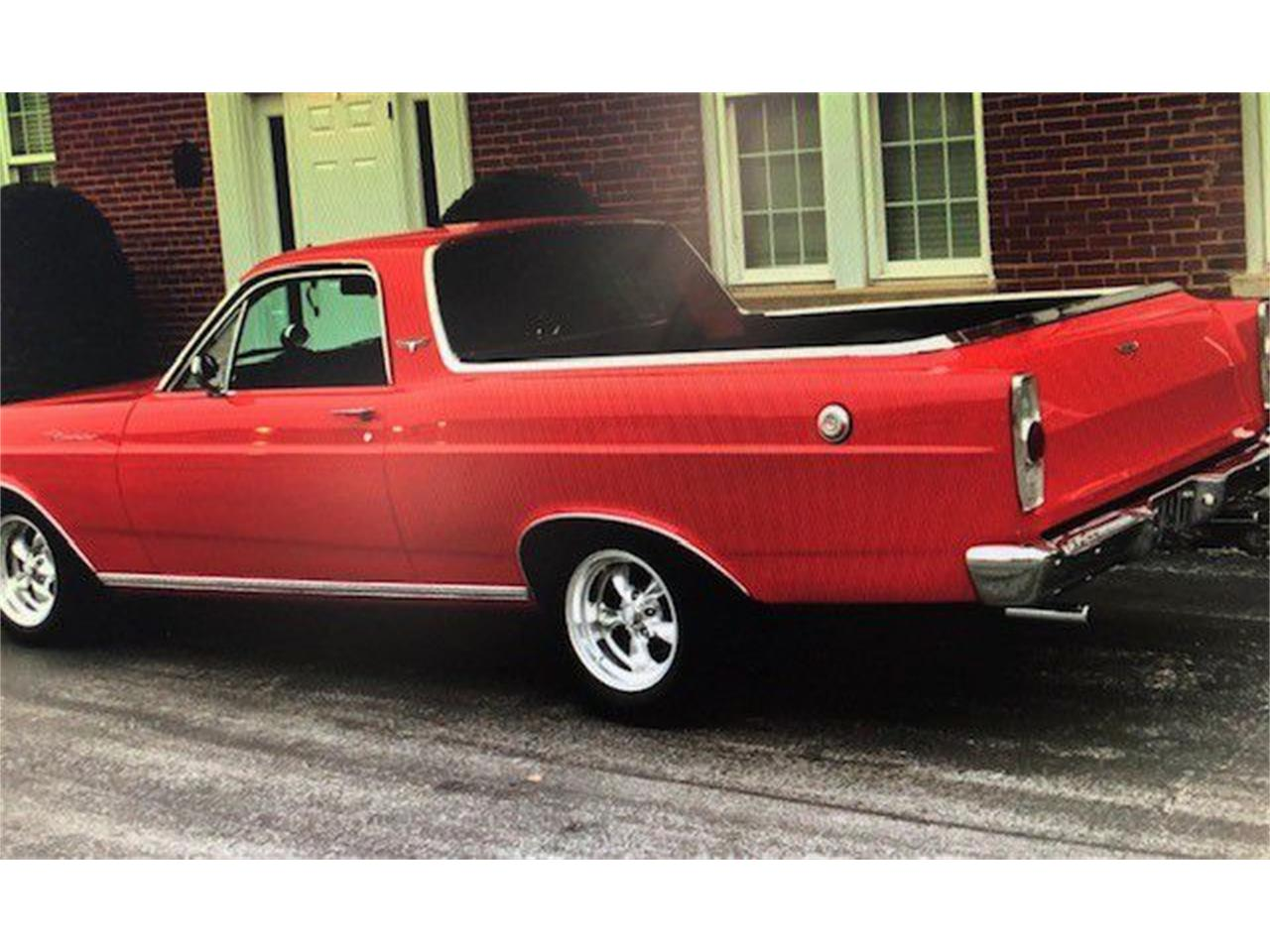 Large Picture of '66 Ford Ranchero located in Florida Offered by Show Cars of Boca Raton - PZ8Q