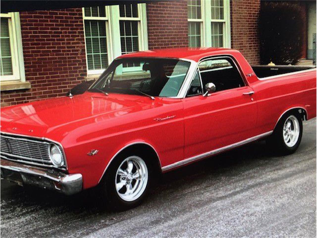 Large Picture of Classic 1966 Ranchero located in Boca Raton Florida Offered by Show Cars of Boca Raton - PZ8Q