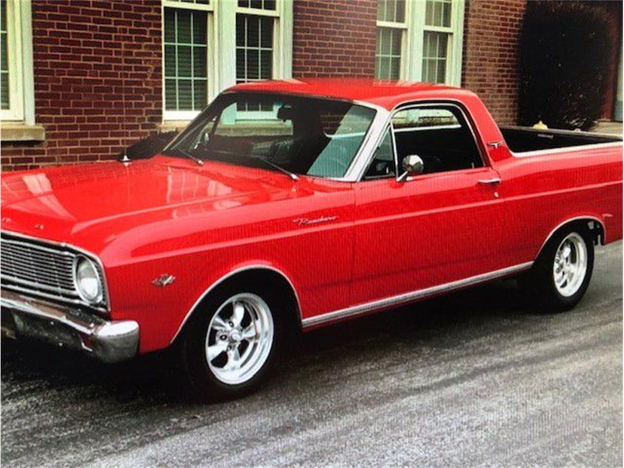 Large Picture of Classic '66 Ford Ranchero - $18,500.00 Offered by Show Cars of Boca Raton - PZ8Q