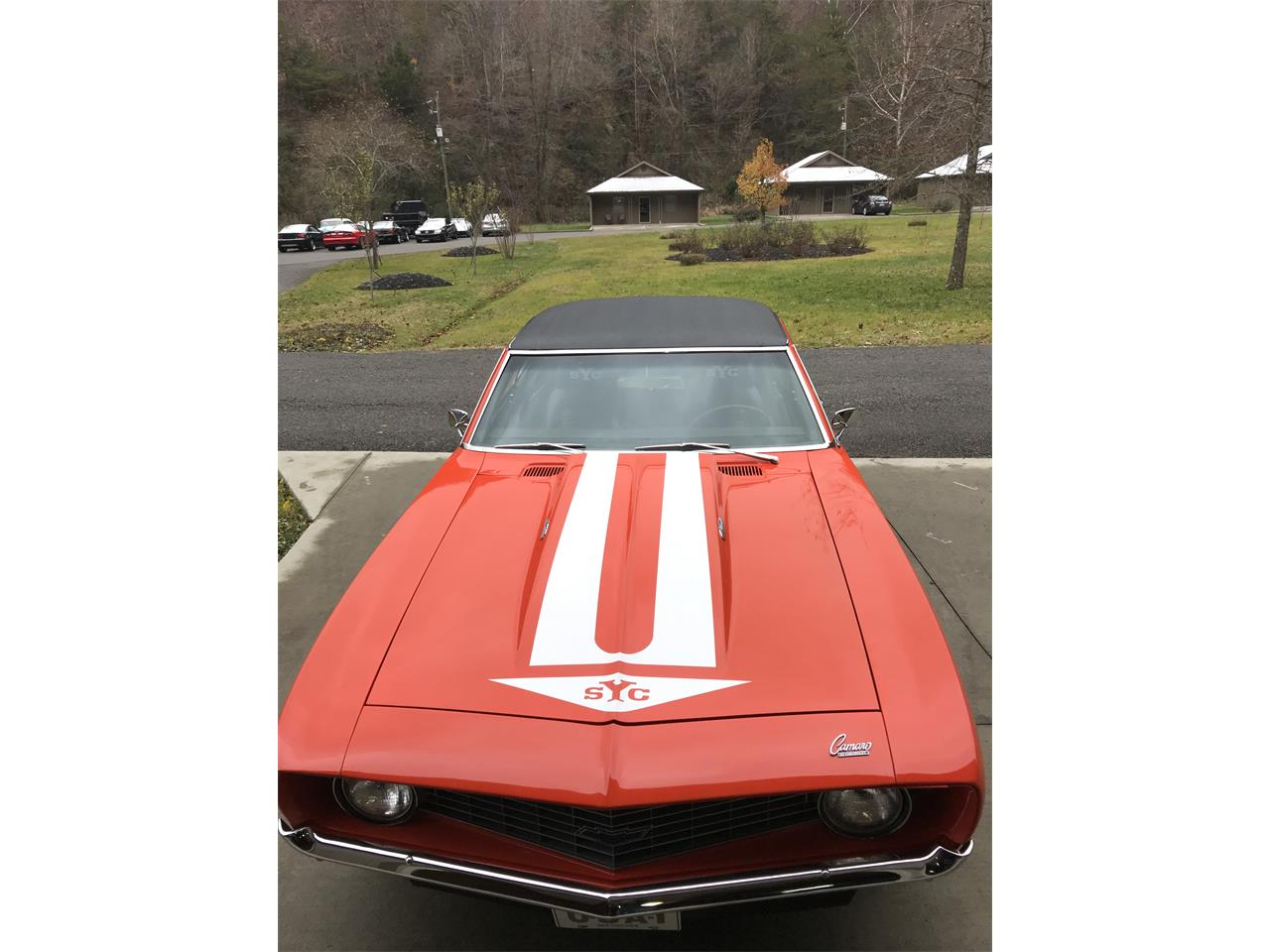 Large Picture of '69 Camaro - PZ95