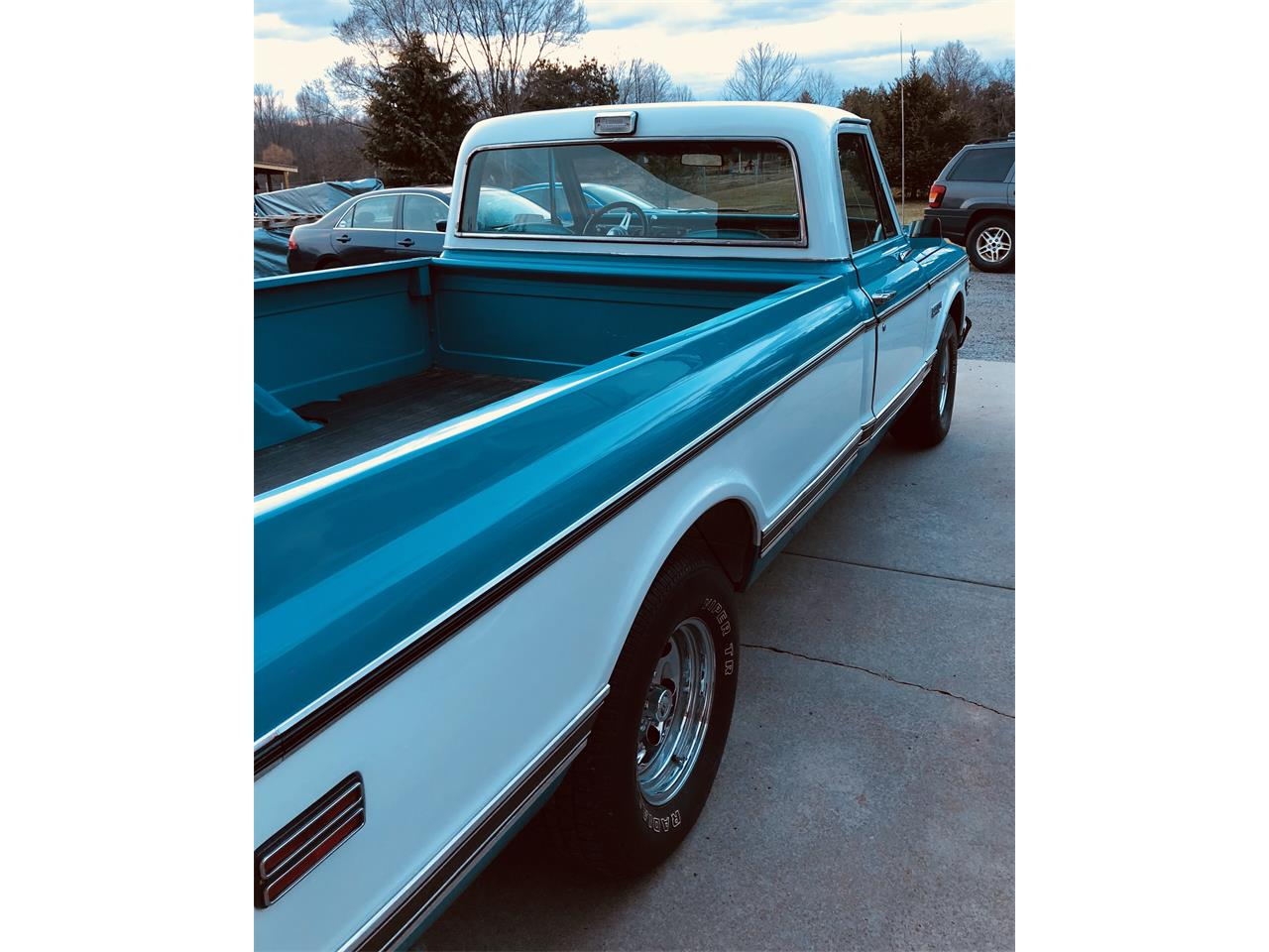 Large Picture of Classic '71 C10 - $20,000.00 - PZ98