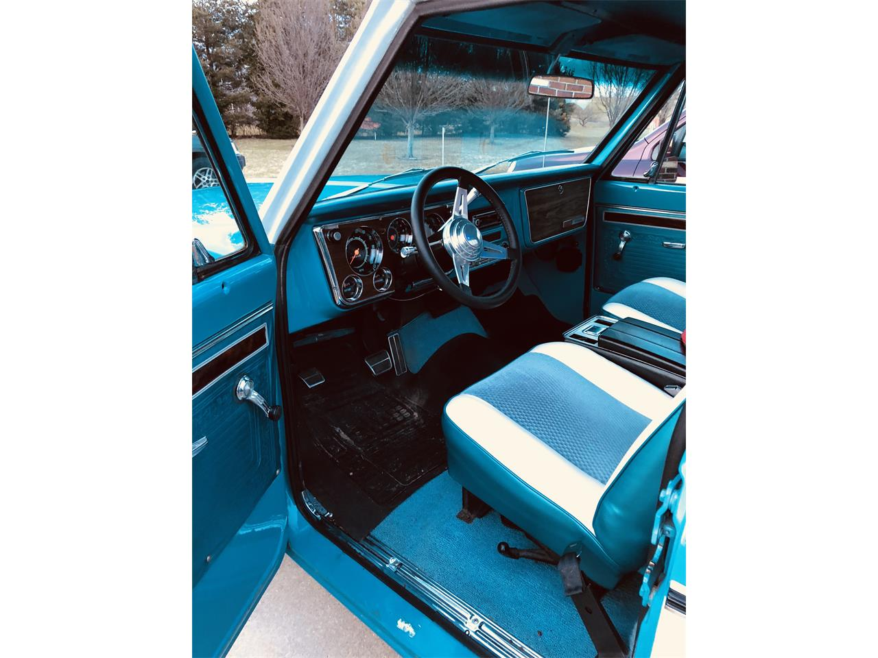 Large Picture of 1971 Chevrolet C10 located in Canandaigua New York Offered by a Private Seller - PZ98
