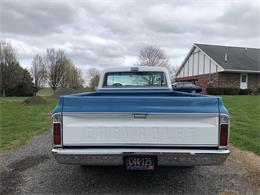 Picture of '71 Chevrolet C10 Offered by a Private Seller - PZ98