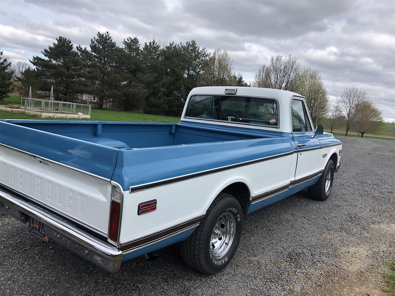 Large Picture of Classic 1971 C10 - PZ98