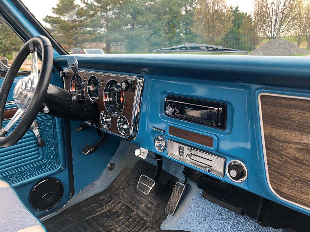 Large Picture of Classic 1971 C10 located in New York Offered by a Private Seller - PZ98