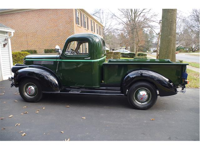 1946 Chevrolet Pickup for Sale on ClassicCars.com