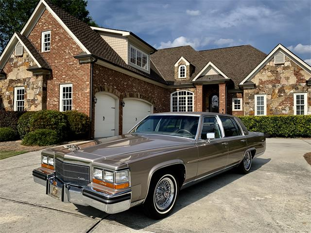 Picture of '86 Fleetwood Brougham - PZ9E