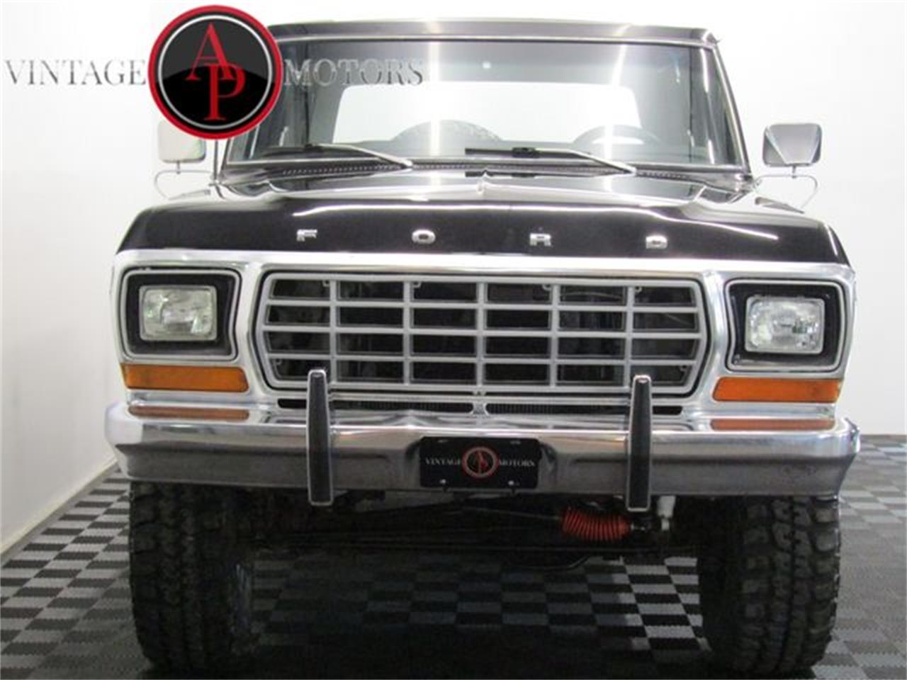 Large Picture of '78 Ford Bronco - PXSY