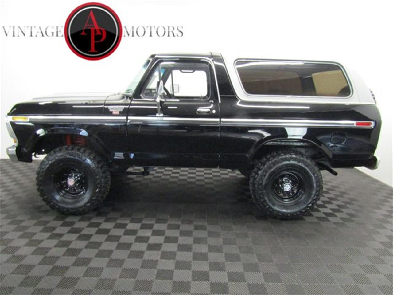 Large Picture of '78 Bronco located in North Carolina - $22,900.00 - PXSY