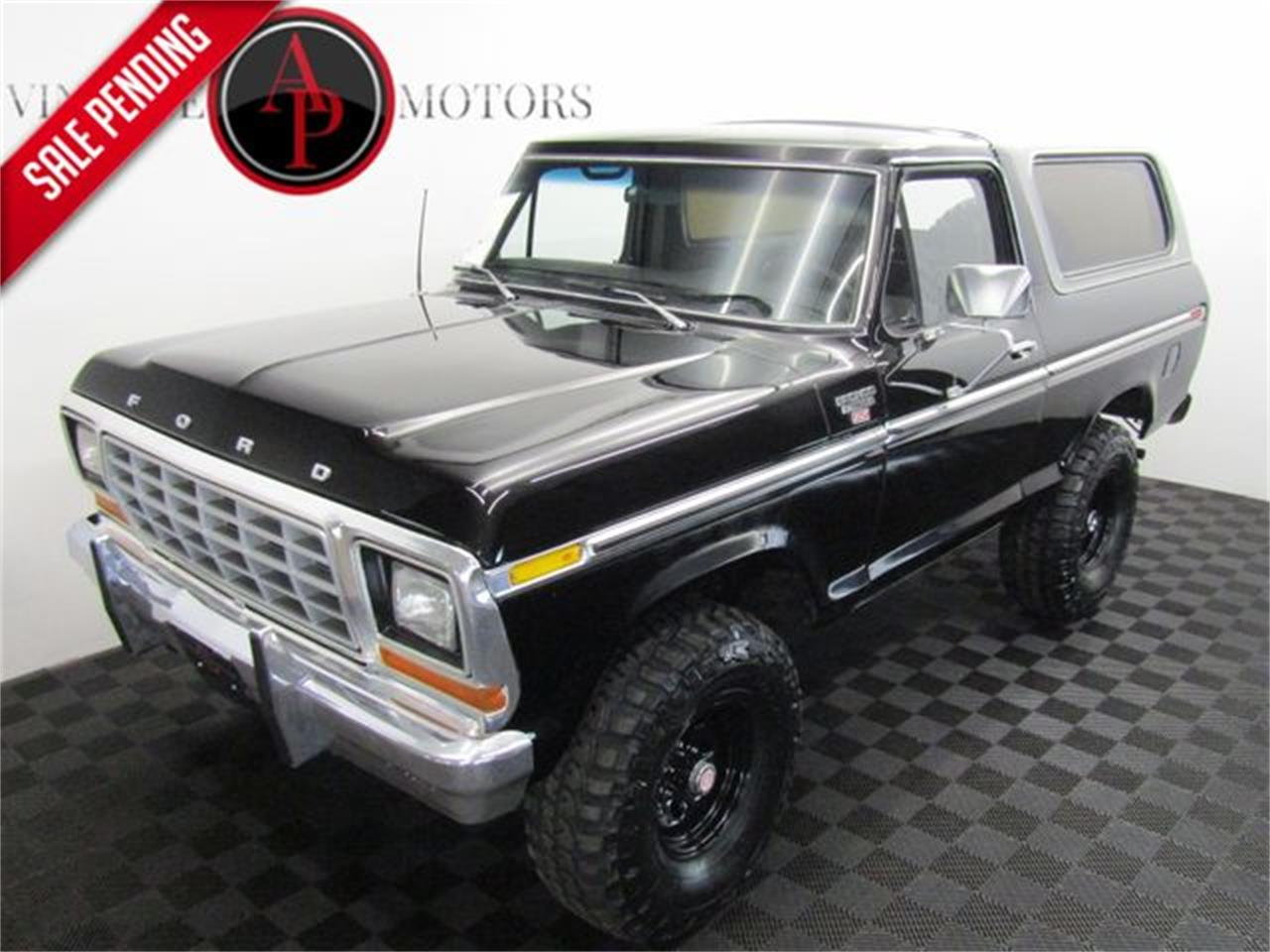 Large Picture of '78 Ford Bronco located in North Carolina Offered by AP Vintage Motors - PXSY