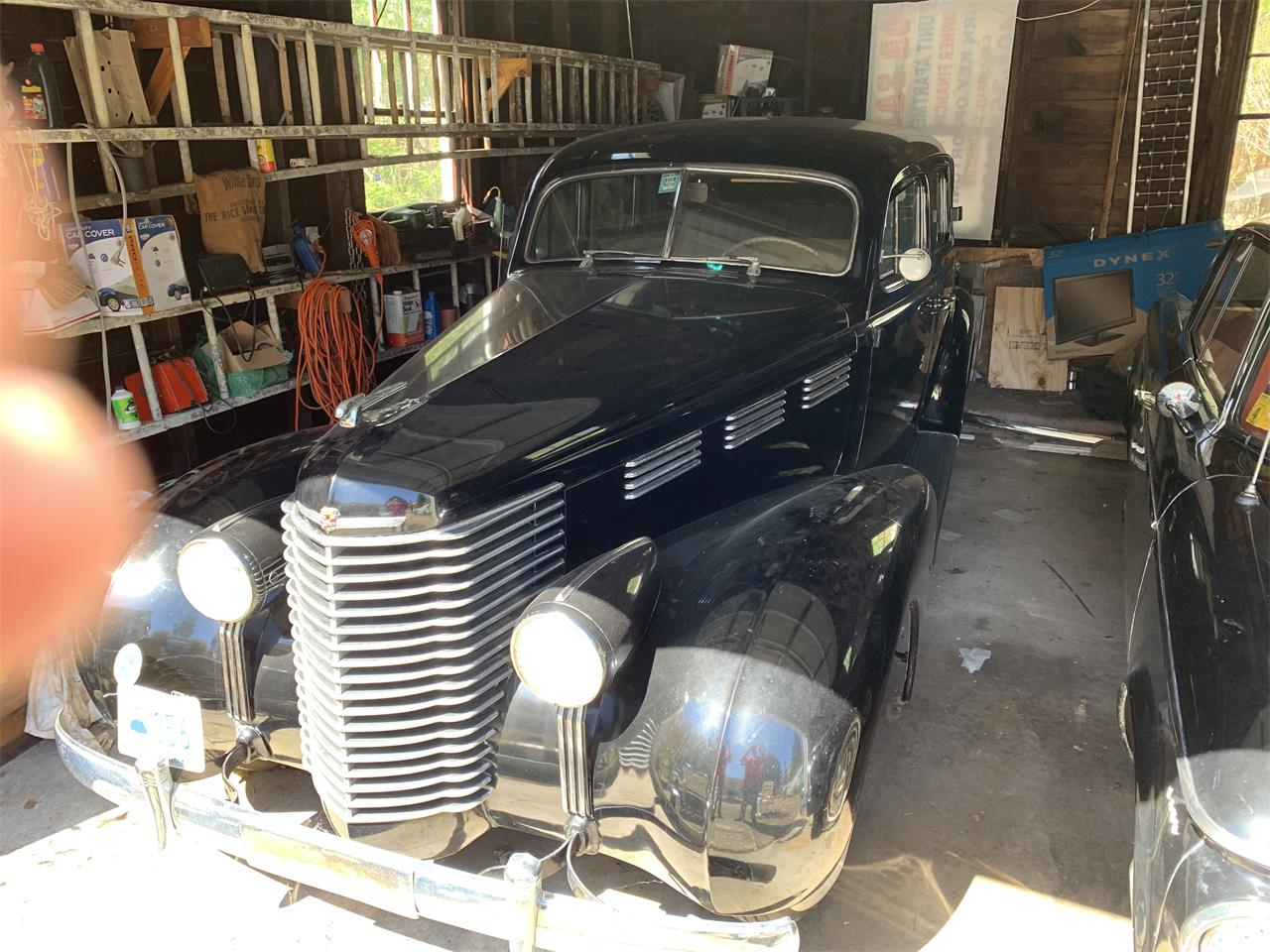 Large Picture of '38 Cadillac Series 60 located in Rhode Island - $17,900.00 - PZ9J
