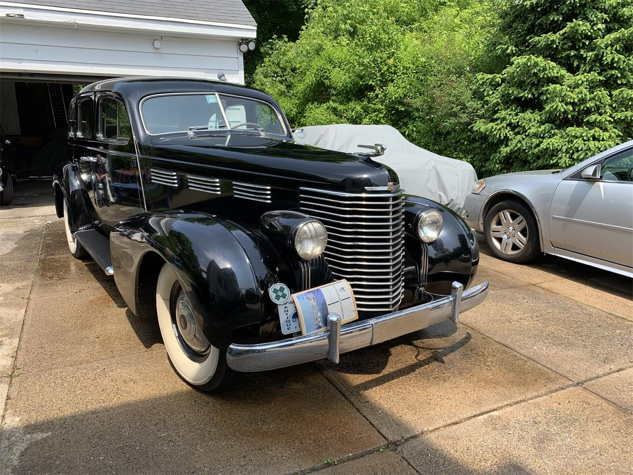 Large Picture of Classic '38 Cadillac Series 60 located in Providence Rhode Island - $17,900.00 - PZ9J