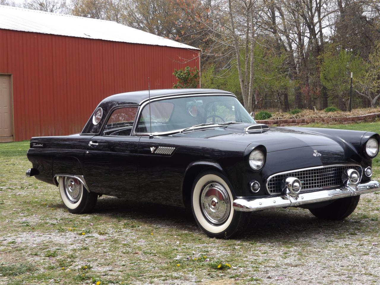 Large Picture of 1955 Thunderbird located in Missouri - $31,500.00 - PZ9L