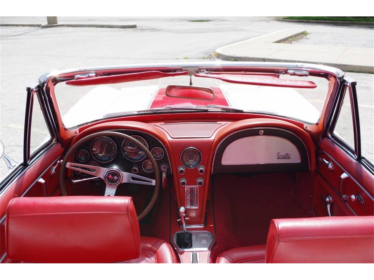 Large Picture of '67 Corvette - $129,995.00 Offered by Vintage Vettes, LLC - PZ9R