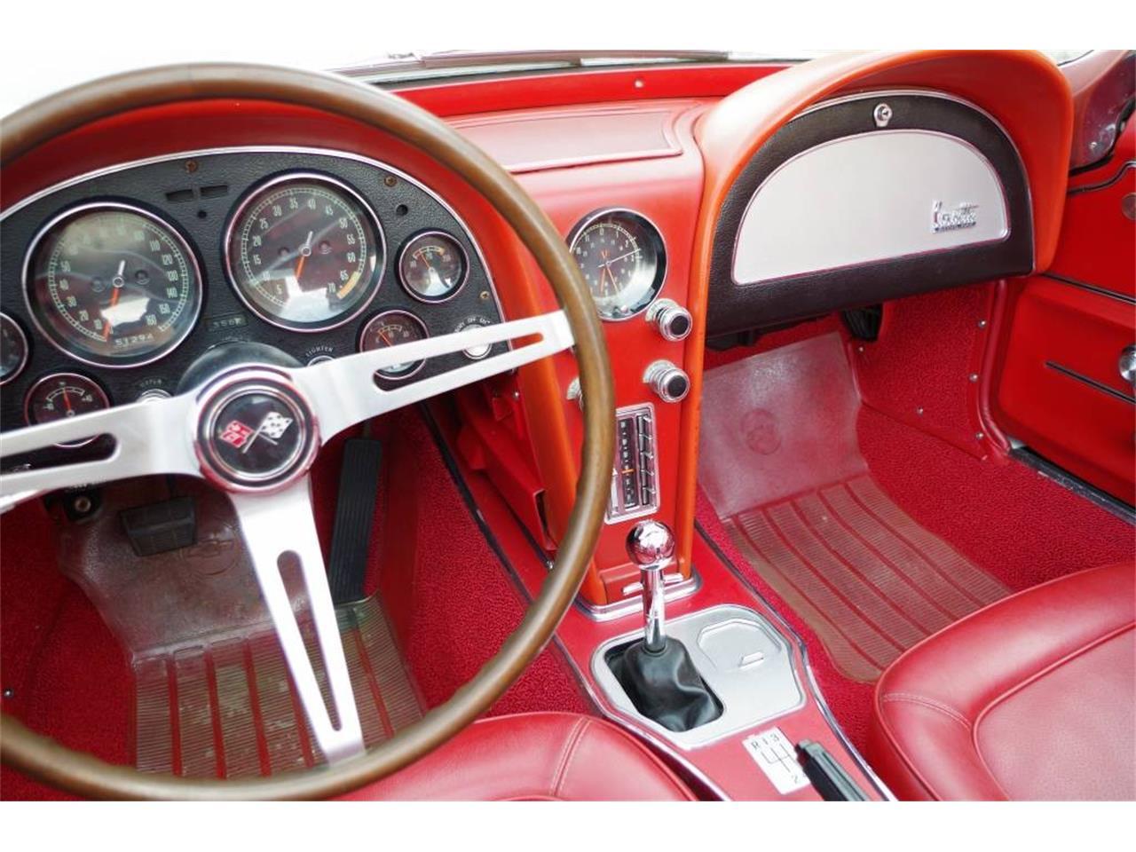 Large Picture of Classic '67 Chevrolet Corvette - $129,995.00 - PZ9R