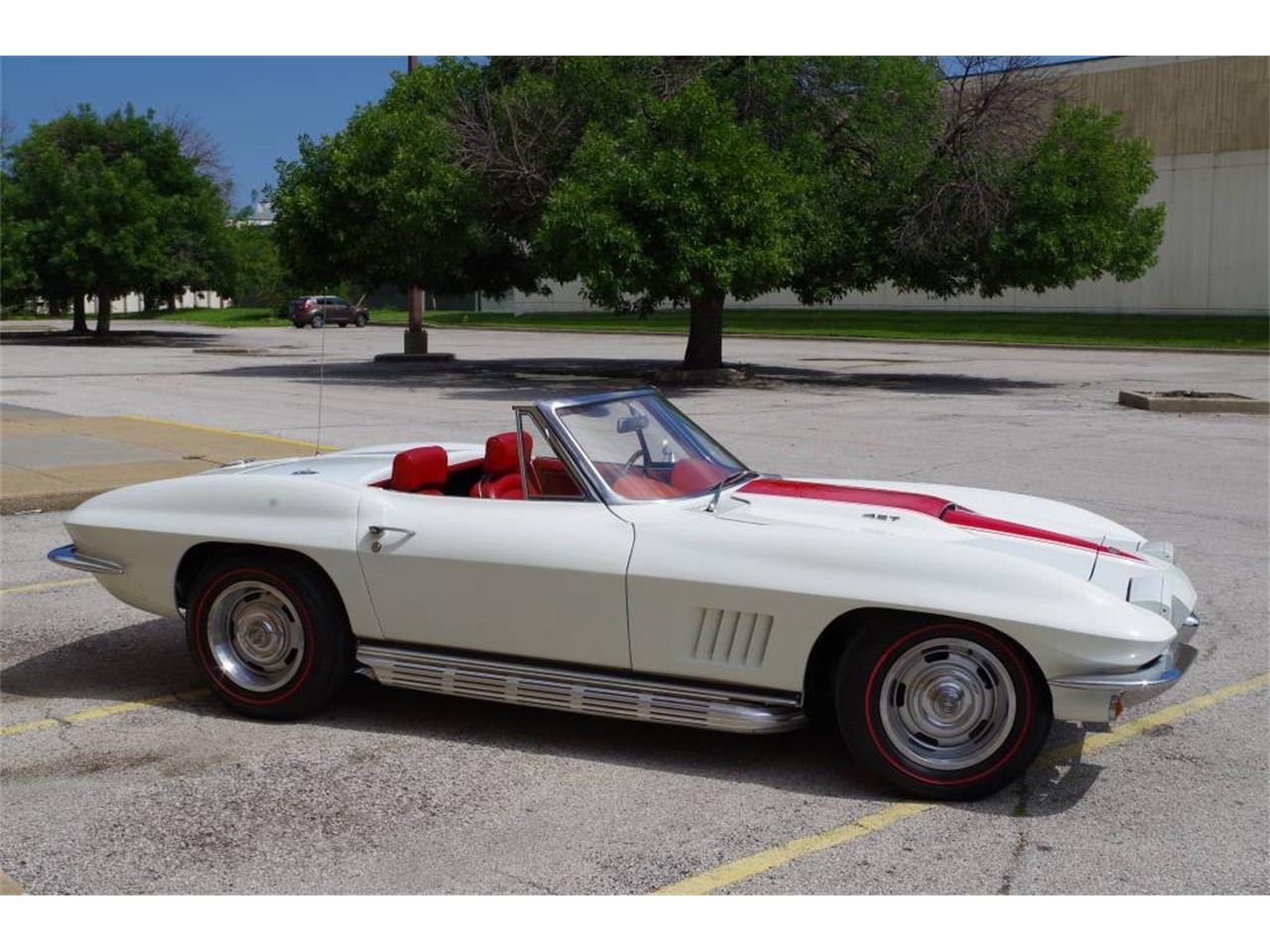 Large Picture of 1967 Chevrolet Corvette located in Missouri - $129,995.00 - PZ9R