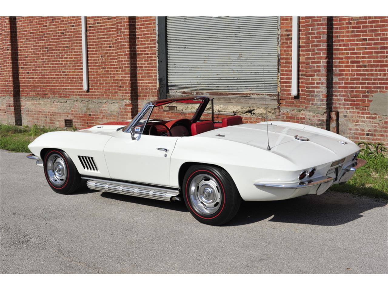 Large Picture of Classic 1967 Corvette Offered by Vintage Vettes, LLC - PZ9R