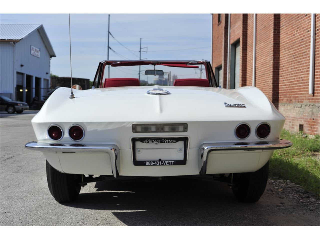 Large Picture of Classic '67 Chevrolet Corvette Offered by Vintage Vettes, LLC - PZ9R