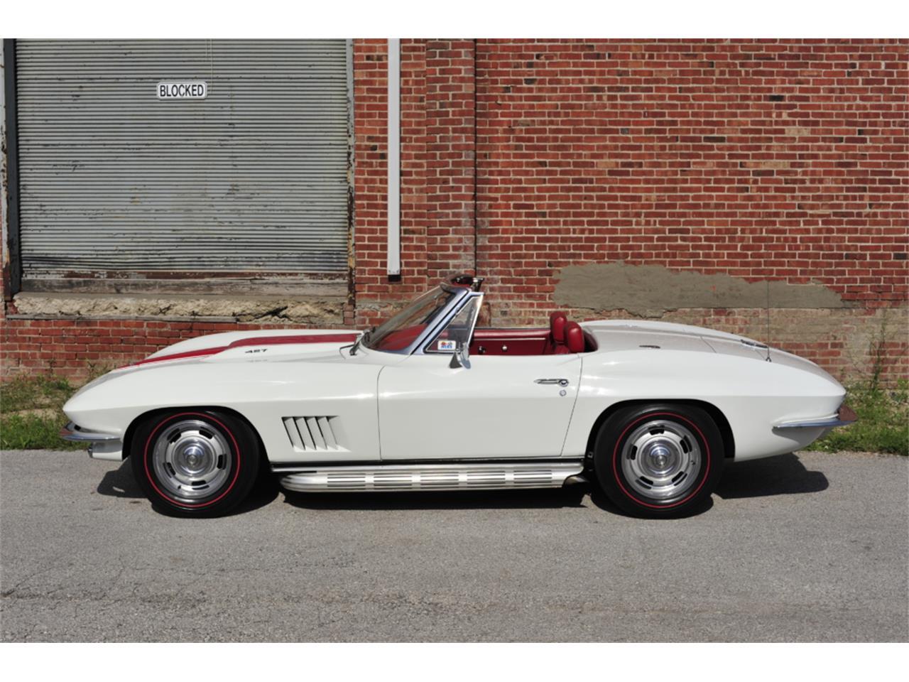 Large Picture of Classic 1967 Chevrolet Corvette located in N. Kansas City Missouri - $129,995.00 - PZ9R