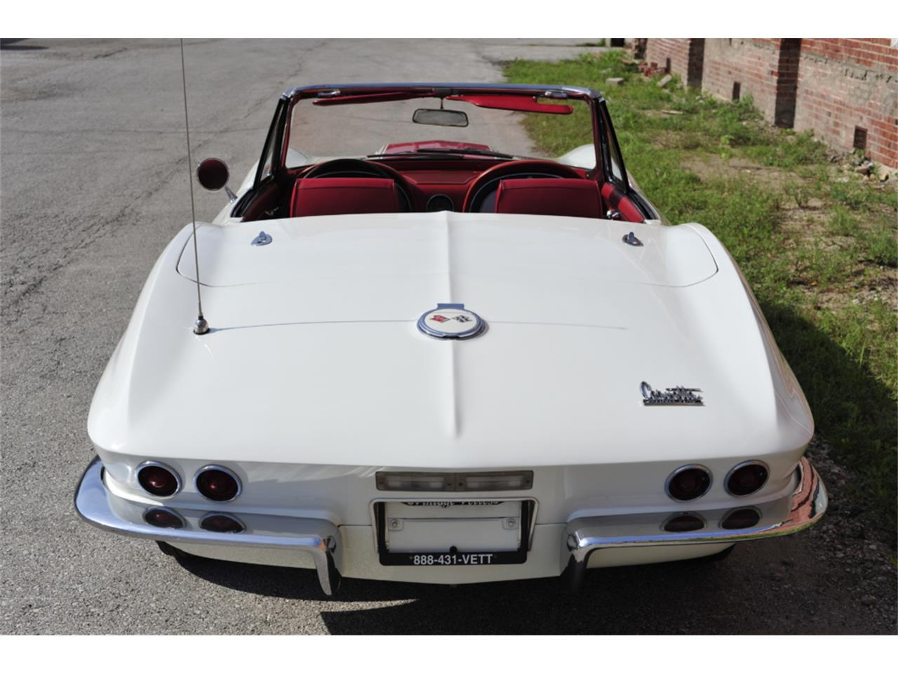 Large Picture of 1967 Corvette located in Missouri - $129,995.00 Offered by Vintage Vettes, LLC - PZ9R