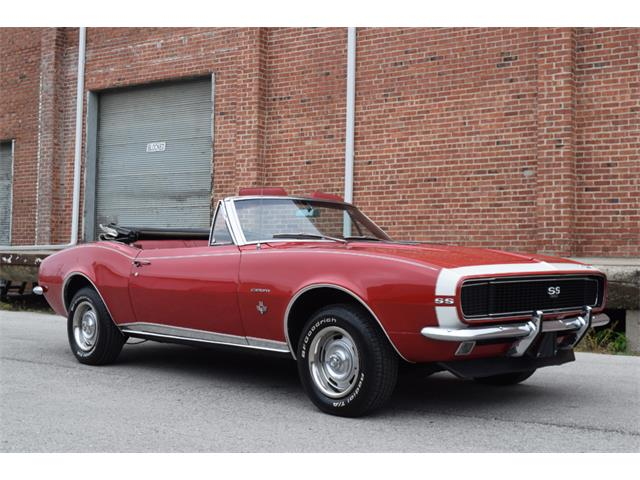 1967 Chevrolet Camaro for Sale on ClassicCars com - Pg 8 on