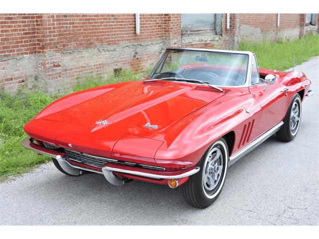 Picture of '66 Corvette - PZA6