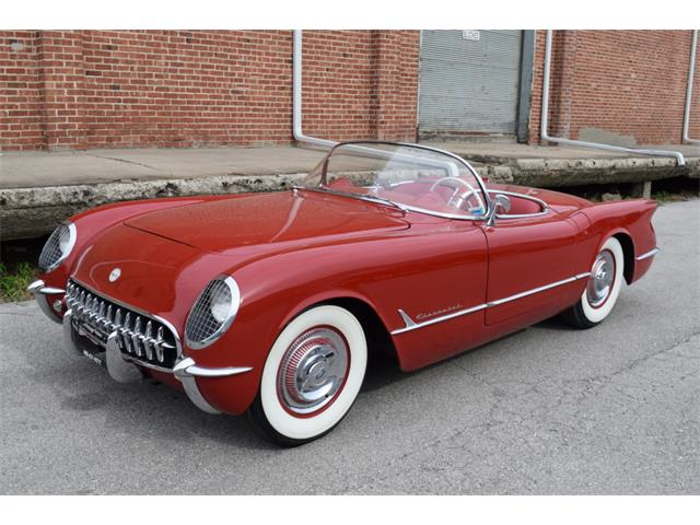 Picture of '54 Chevrolet Corvette located in Missouri - $79,999.00 Offered by  - PZA8