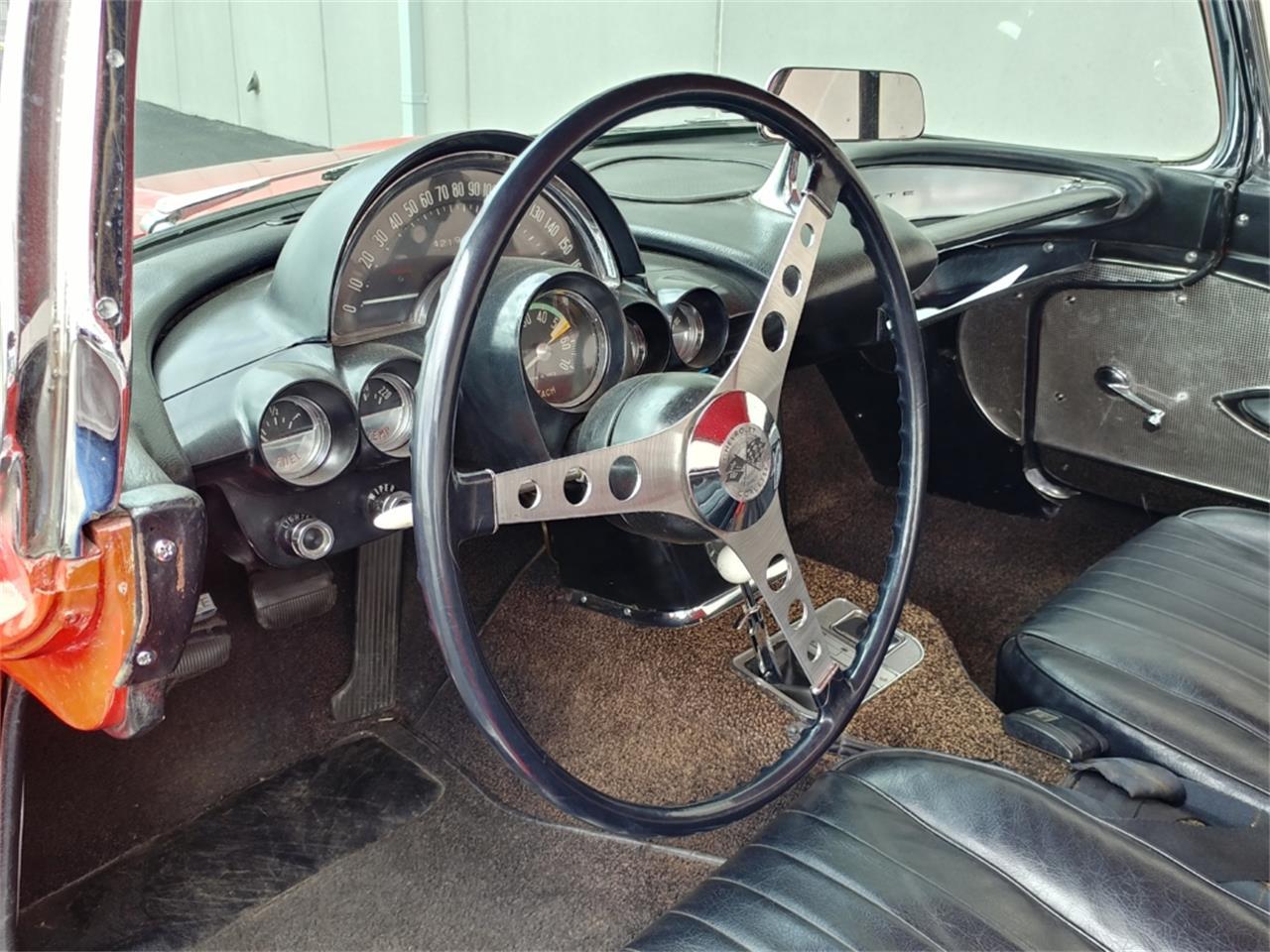 Large Picture of '60 Corvette - PZA9