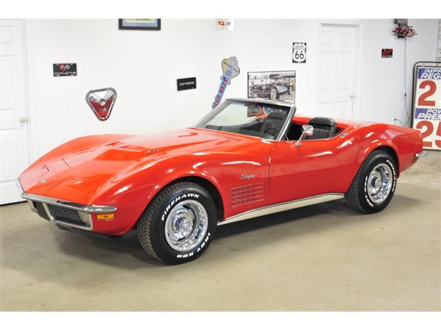 Picture of '71 Corvette - PZAG