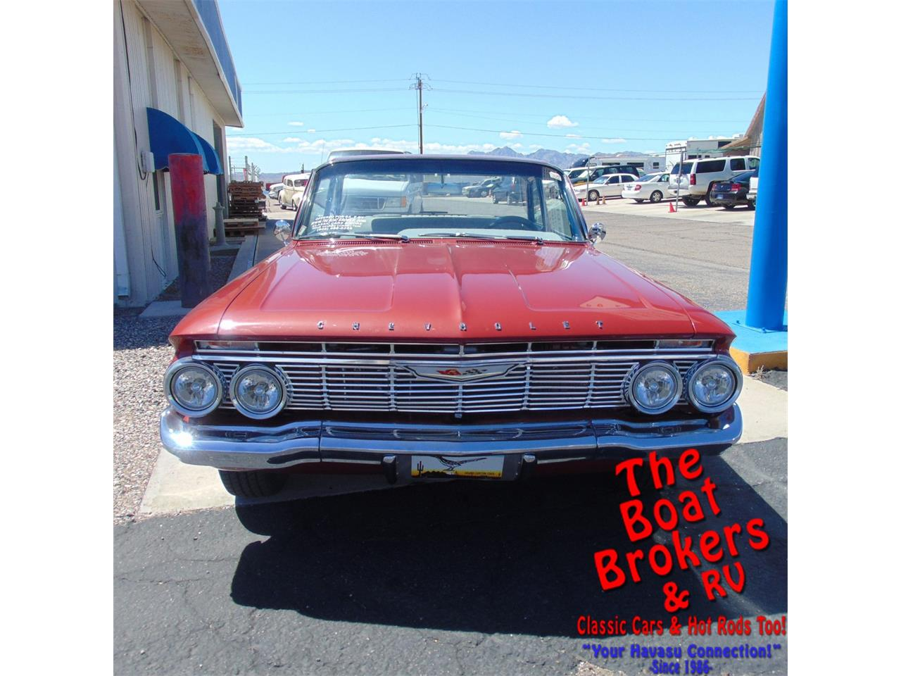 Large Picture of 1961 Bel Air located in Lake Havasu Arizona - $45,995.00 Offered by The Boat Brokers - PXT2