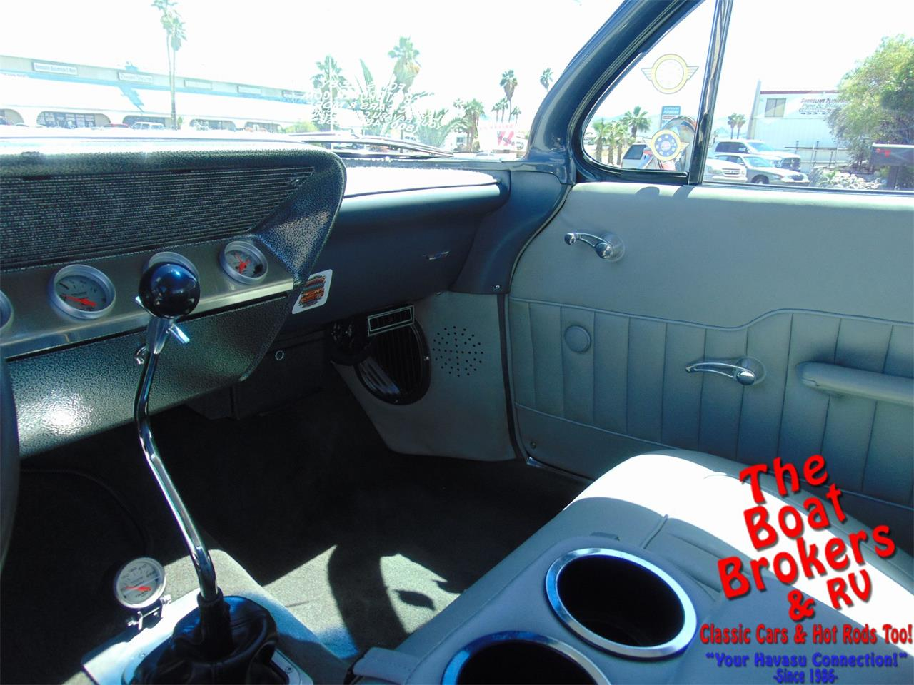 Large Picture of Classic 1961 Chevrolet Bel Air located in Lake Havasu Arizona - $45,995.00 Offered by The Boat Brokers - PXT2