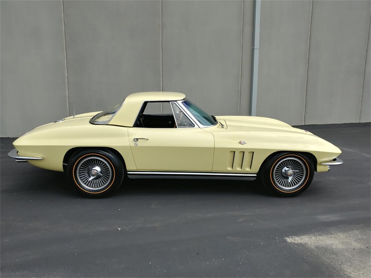 Large Picture of '65 Corvette - PZAK