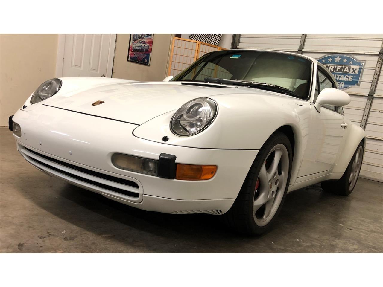 Large Picture of '96 Porsche 911 Carrera - PZB1
