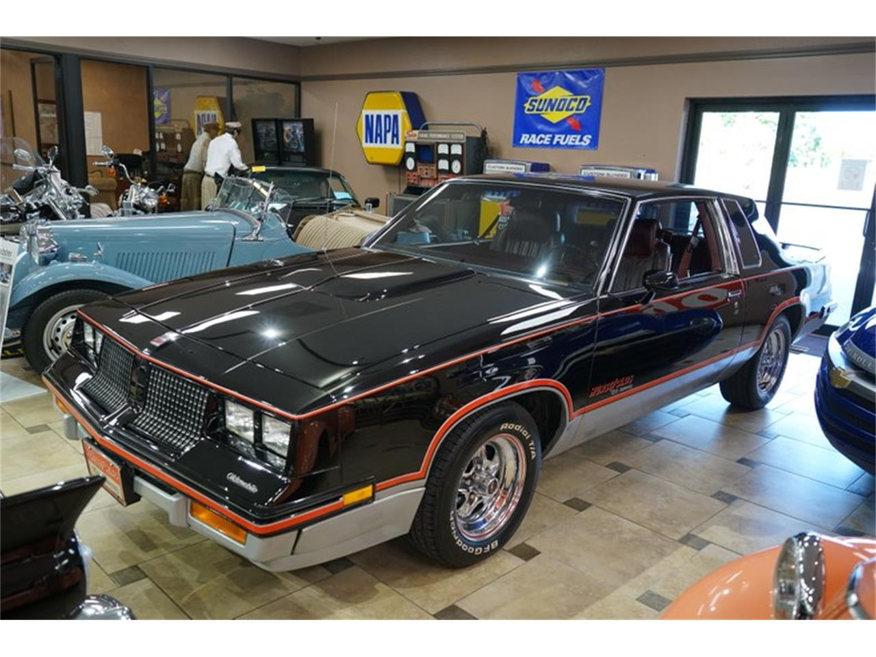 Large Picture of '83 Cutlass - PXT4