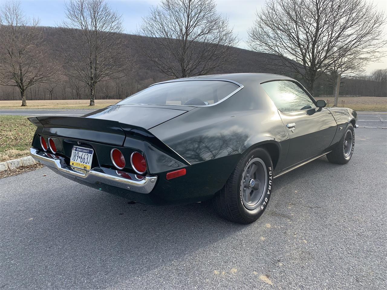 Large Picture of 1973 Camaro Z28 - PZBW