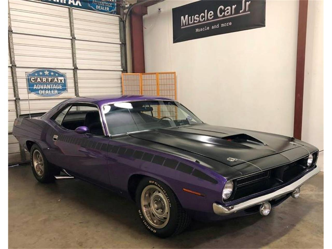 Large Picture of 1970 Plymouth Barracuda located in Georgia Offered by Muscle Car Jr - PZC6