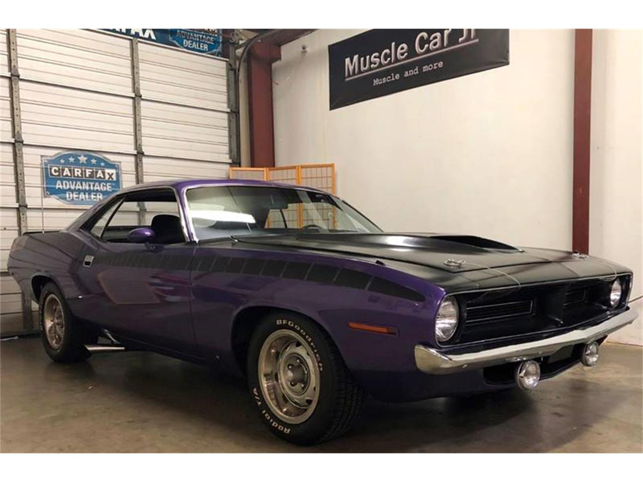 Large Picture of '70 Barracuda - PZC6