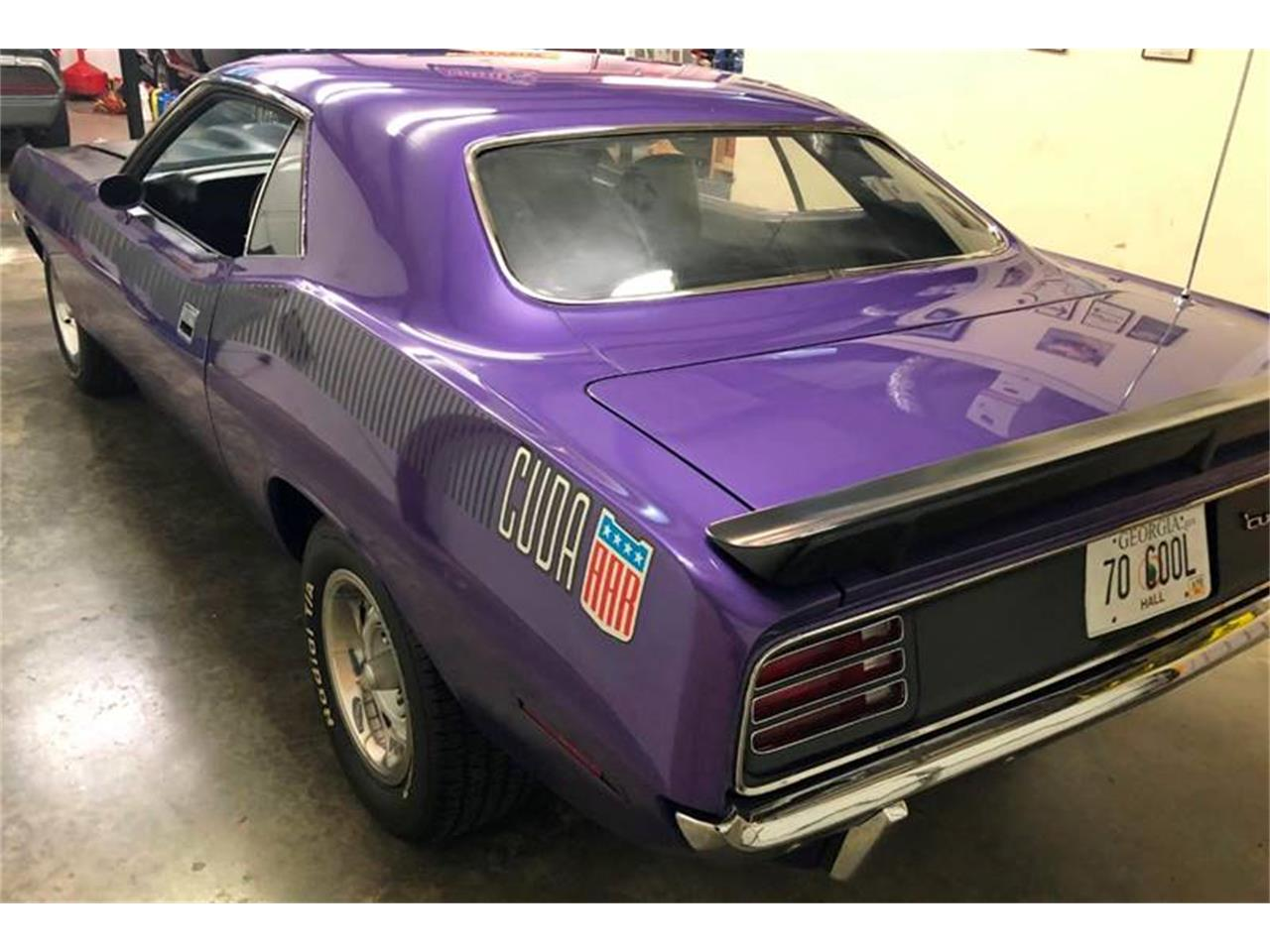 Large Picture of 1970 Plymouth Barracuda located in Georgia - $89,900.00 Offered by Muscle Car Jr - PZC6
