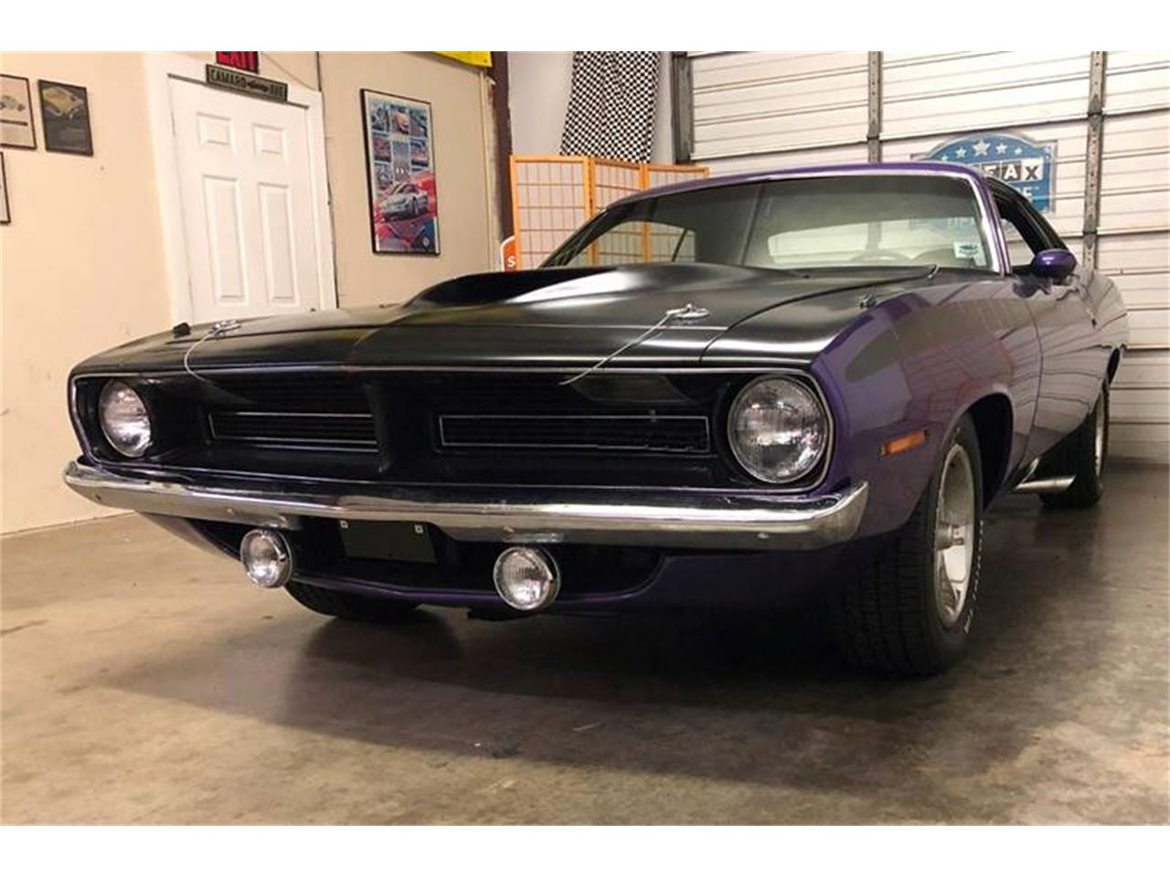 Large Picture of Classic 1970 Barracuda located in Georgia Offered by Muscle Car Jr - PZC6