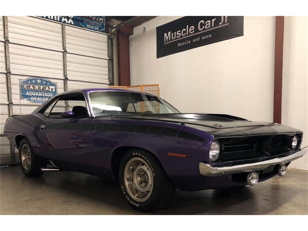 Large Picture of Classic '70 Plymouth Barracuda - PZC6
