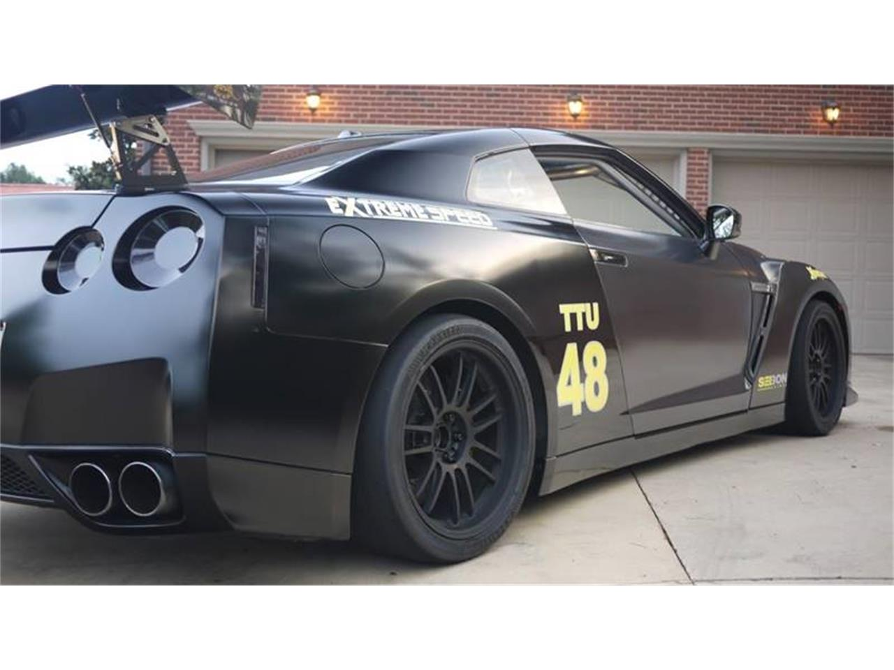 Large Picture of '09 GT-R - PZCA