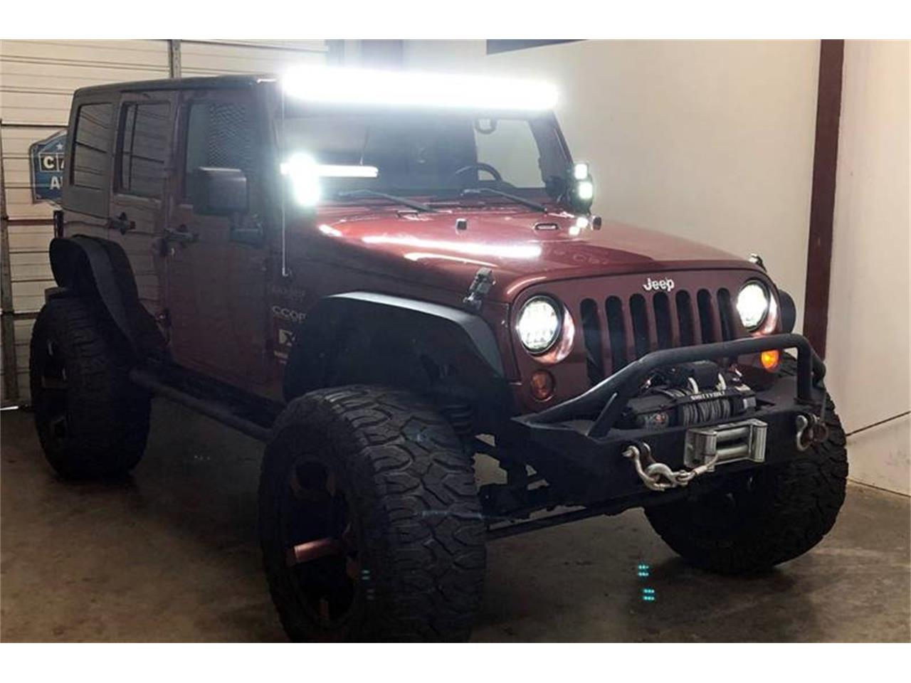 Large Picture of '08 Wrangler - PZCH