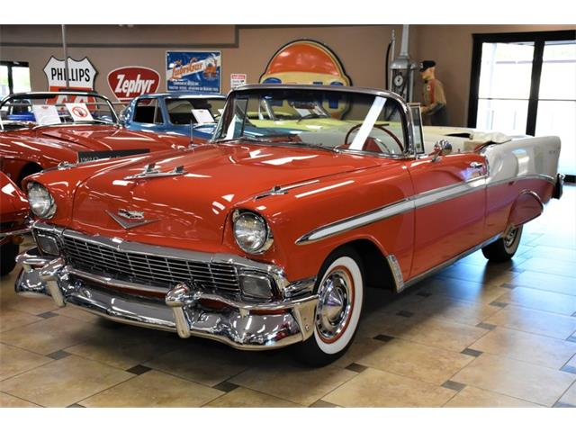 Picture of '56 Bel Air - PXT9