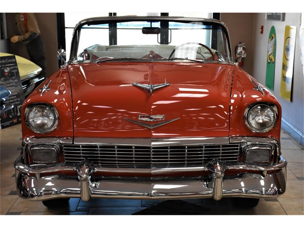 Large Picture of '56 Bel Air - PXT9