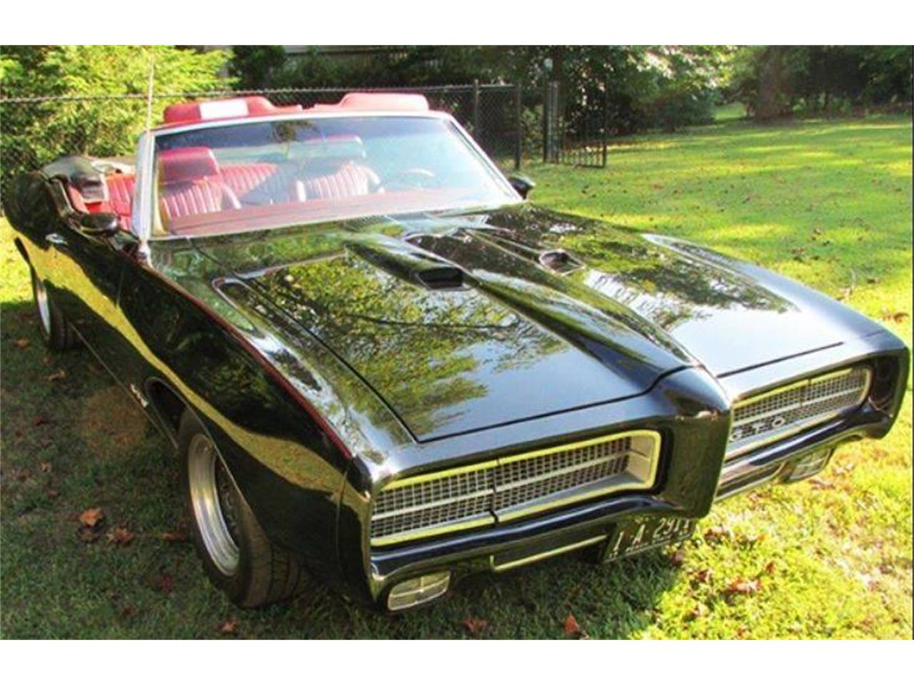 Large Picture of Classic 1969 Pontiac GTO - $45,000.00 - PZCI