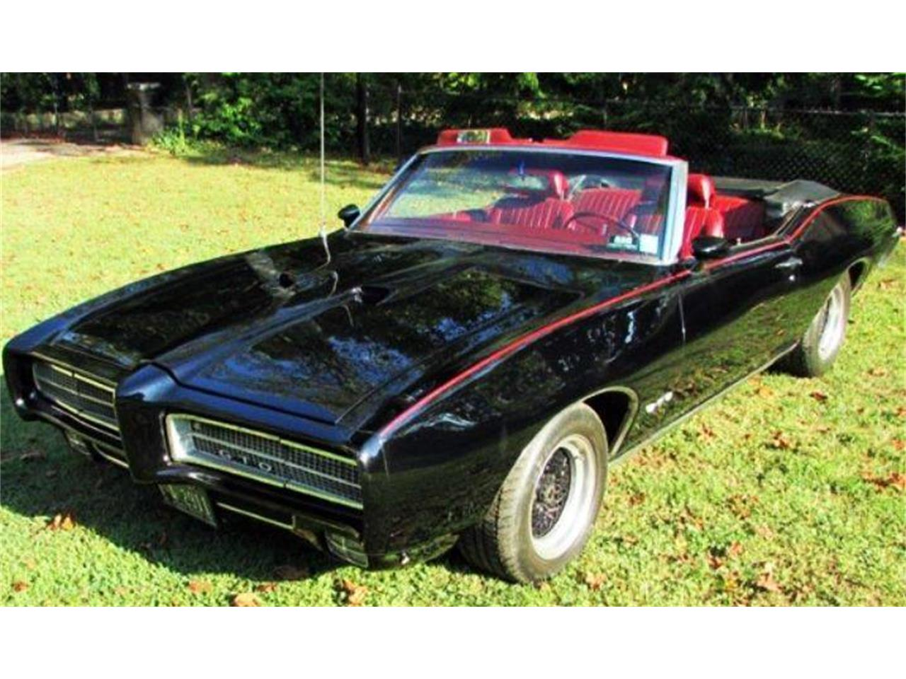 Large Picture of 1969 Pontiac GTO Offered by Muscle Car Jr - PZCI