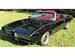 Picture of Classic '69 GTO located in Alpharetta Georgia Offered by Muscle Car Jr - PZCI