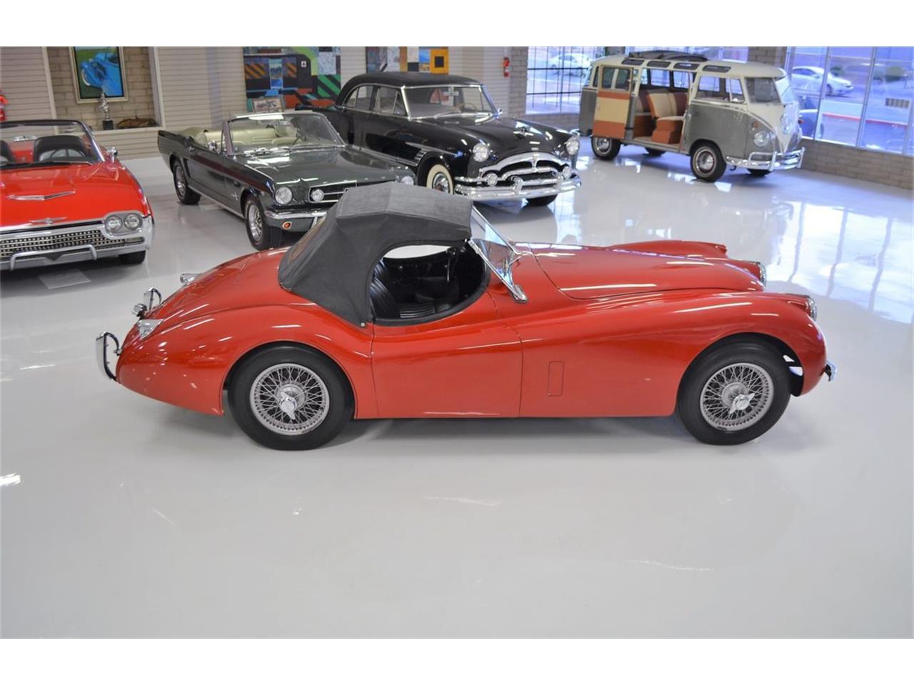 Large Picture of Classic 1952 Jaguar XK120 located in Phoenix Arizona Offered by Classic Promenade - PXTA