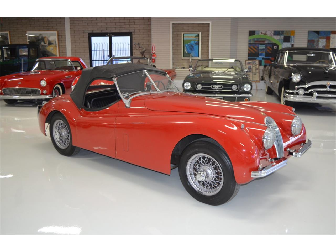 Large Picture of '52 Jaguar XK120 Offered by Classic Promenade - PXTA