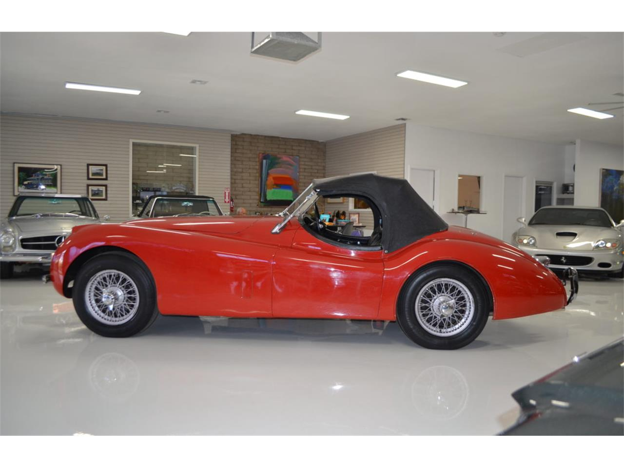 Large Picture of 1952 XK120 - $69,800.00 Offered by Classic Promenade - PXTA